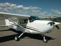Esperienza aerea in aereo Cesna