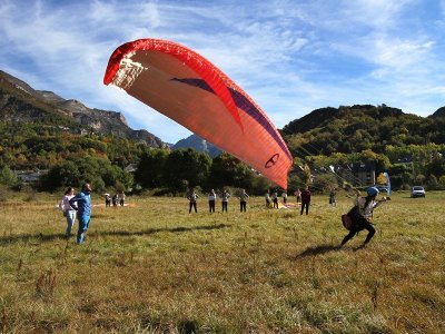 Paragliding induction course, Sopelana, 4 hours