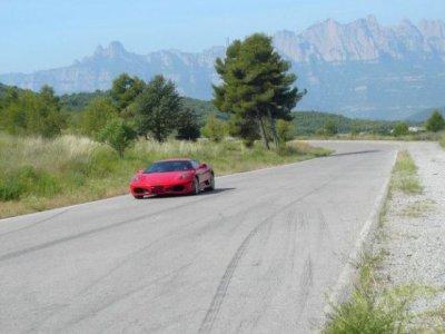 Conduce un Ferrari F430 F1 Barcelona
