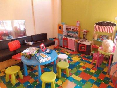 La Casita de Angeloso Parques Infantiles