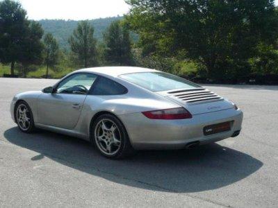 Conducir Porsche 911 en Barcelona