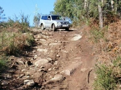 VDriving Course by 4x4 vehicle in A Coruña, 6h