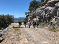 Jornada de senderismo por el Valle del Guadalhorce