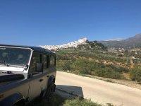 Súmate a nuestras rutas en 4x4 por la Sierra de las Nieves