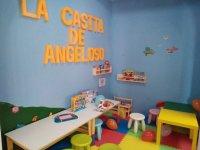 Area de juego infantil