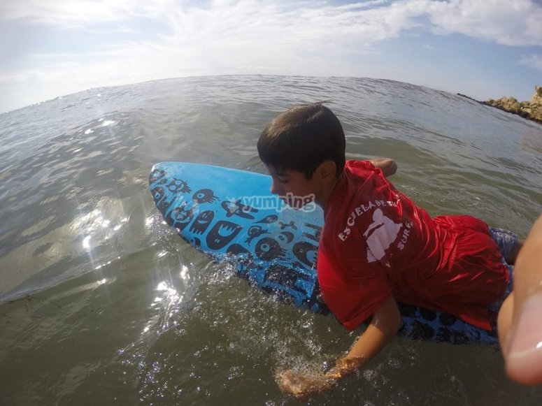 Learning surf