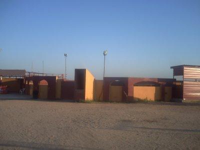 Capea en Valdenuño Fernández, comida y barra libre