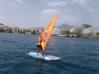 Aprende windsurf en Tenerife