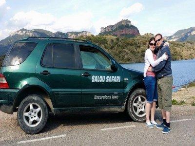 Ruta en 4x4 en Andorra y entrada a Naturlandia