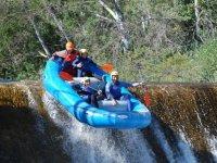 salto rafting