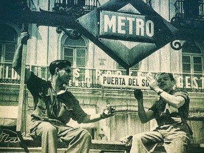 Percorso guidato attraverso la Madrid della guerra civile 2h