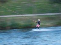 Velocidad en el agua