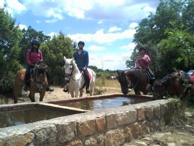Horse ride in Sierra Norte 2 days