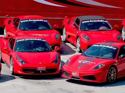 Fórmula GT Circuito de Monteblanco