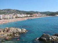 浪漫的乘船游览巴塞罗那港口4小时