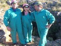 grupo espeleologos