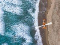 Visitando la costa del Sol en helicóptero