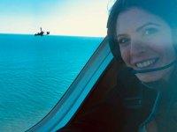 Paseando sobre la Costa del Sol en helicóptero