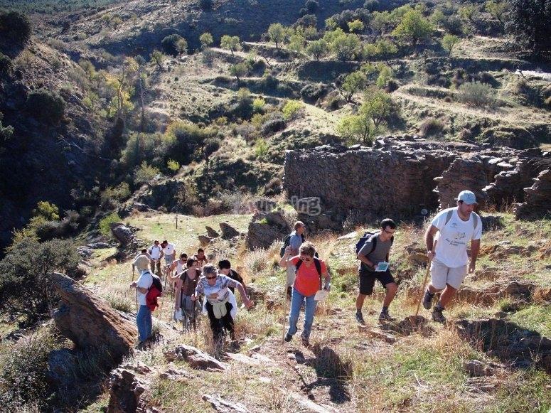 Senderismo en Sierra Nevada
