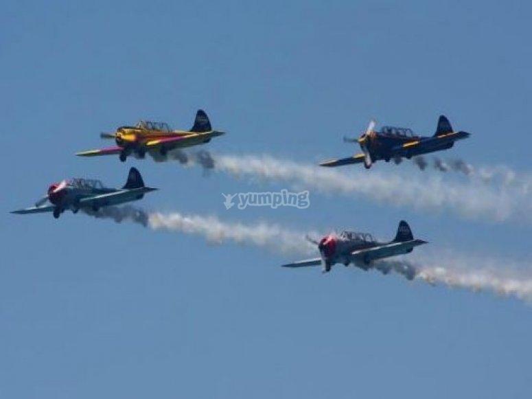 i nostri aerei