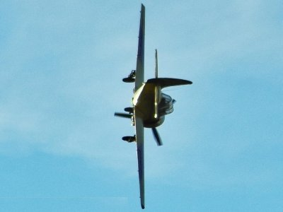 Vuelo acrobático en avioneta en Marratxí 30 min