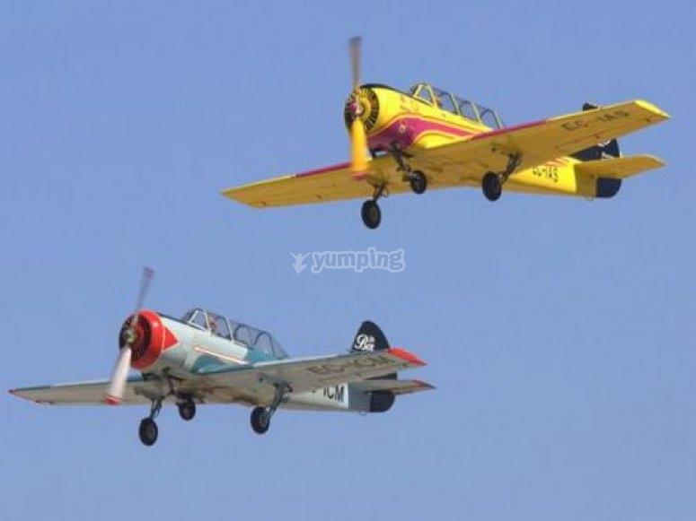 aereo acrobatico