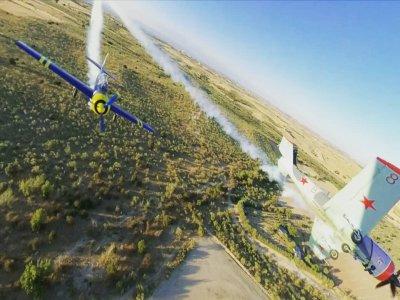 Vuelo acrobático en avioneta en Marratxí 1 hora