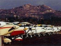 Flota en el Aeropuerto de Noáin