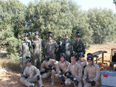 Paintball la Muela