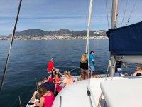Un paseo por el Mediterráneo en familia
