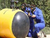 Paintball con 100 bolas y tiro con arco en Ruidera