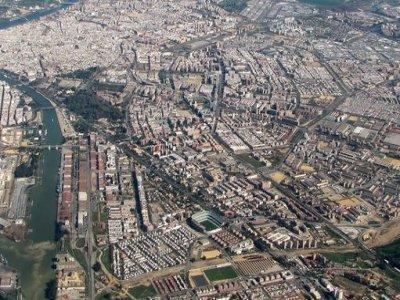 Romántico paseo en avioneta en Sevilla 30 minutos