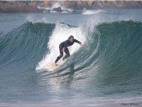 surfeando ola
