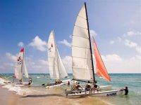 Eventos con catamaran