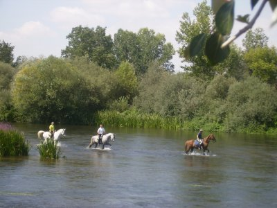 Horse Riding Route+Picnic+Accommodation, Salamanca
