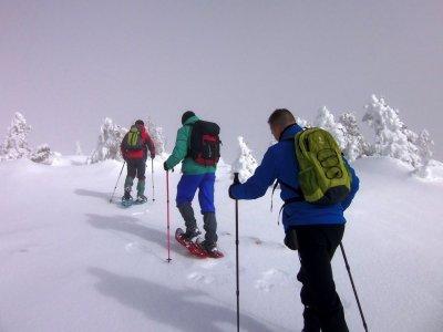 Covaleda Aventura Raquetas de Nieve