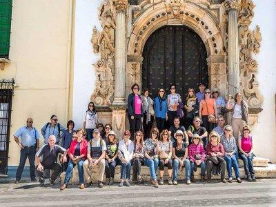 导游PriegodeCórdoba团体和品尝