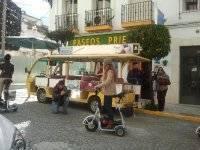 Paseo por Priego de Córdoba en Depie eléctrico 1h