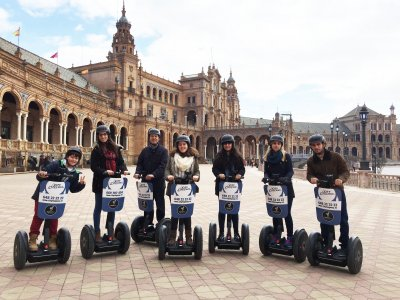 Segway Tour in Sevilla, 2 hours