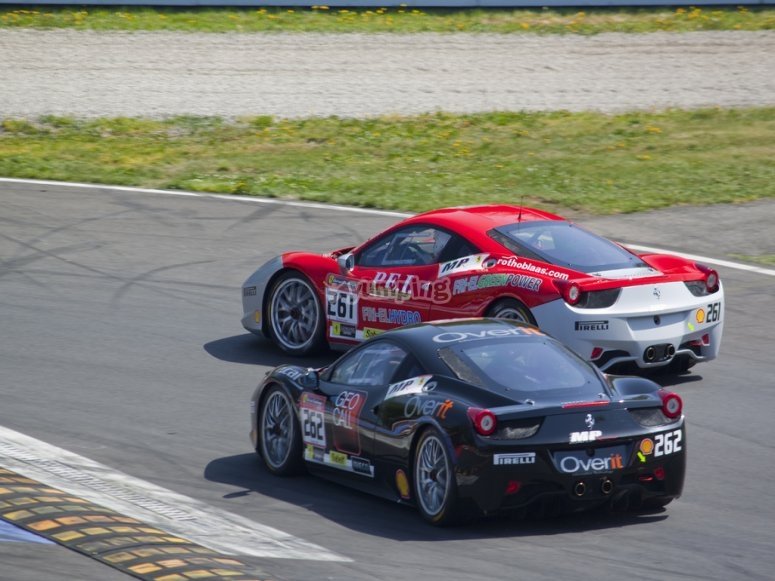 Competicion Ferrari