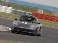 Porsche Boxster gris