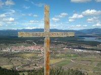 En la Cruz de la Atalaya