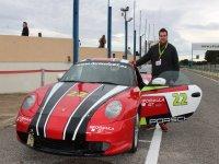Porsche Boxster y el participante