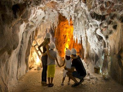 导游参观卡多纳城堡和盐矿