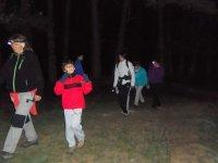Rutas nocturnas familiares