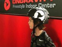 小型带头盔