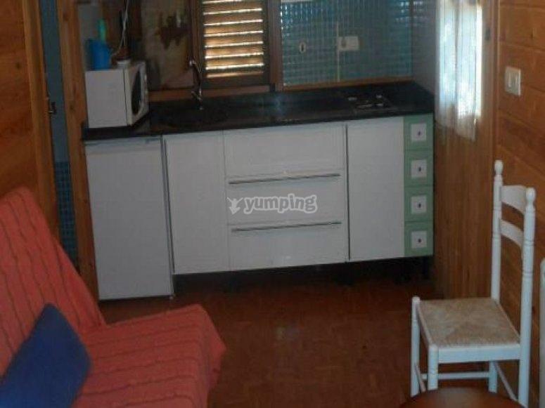 客厅 - 厨房在家2.