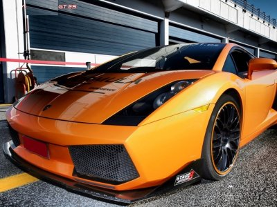Prova una Lamborghini Gallardo a Madrid