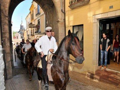 Excursión a caballo en Soria, 7 días y 6 noches