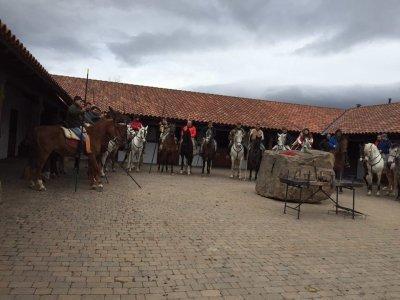 Excursión a caballo en Soria 4 días y alojamiento